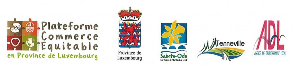 Logos Sainte-Ode Plateforme CE-1